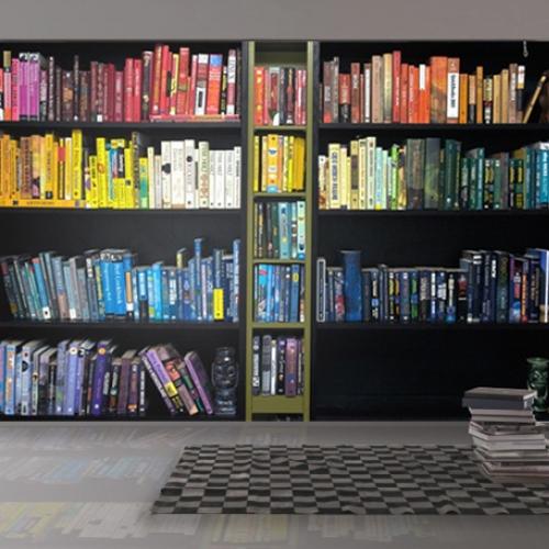 PW3090  - Color Books