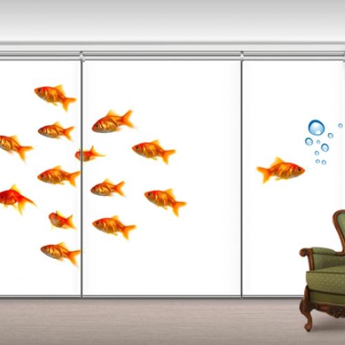 PL0510  - Gold Fish