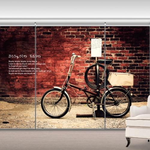 PL2450 - 붉은자전거