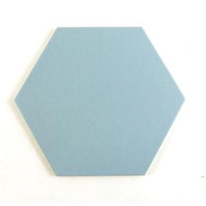 [무료배송]단색 스카이 육각타일 (200x230mm)(20장/약0.7헤베)