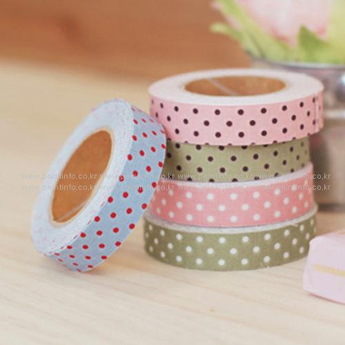 Fabric Tape-도트
