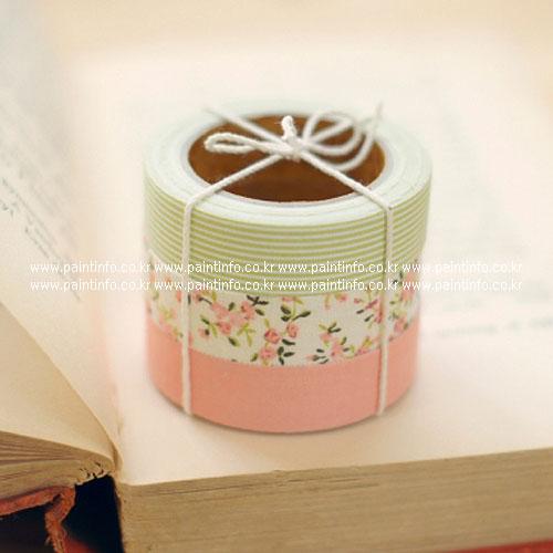 Fabric Tape-cozy(3S03)
