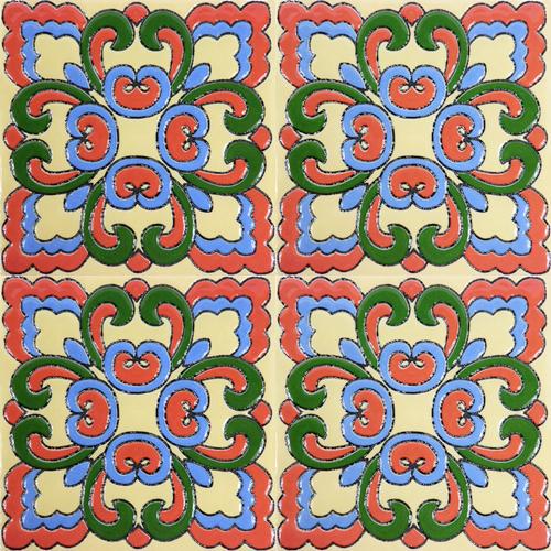 북유럽풍 핸드메이드 안나타타일 (95A-10)/낱장판매