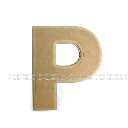 알파벳 대문자 P