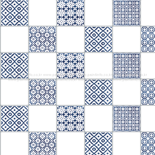 J8601-1 패턴(블루)