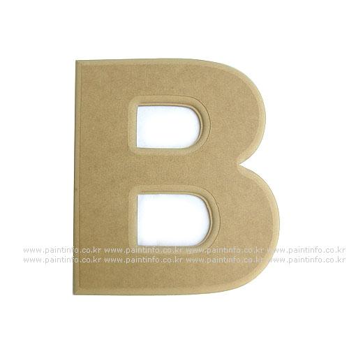 알파벳 대문자 B