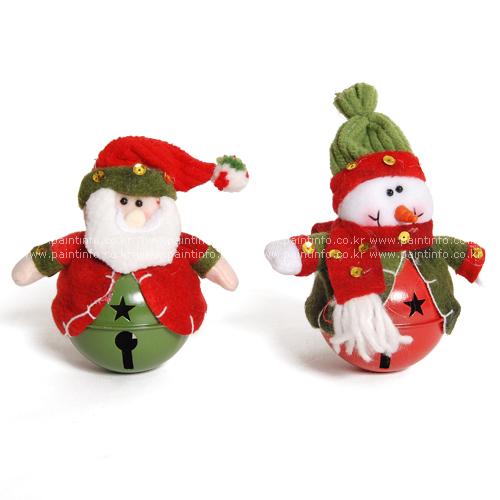 눈사람&산타클로스