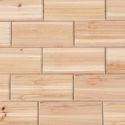 나무블럭(삼나무) - A