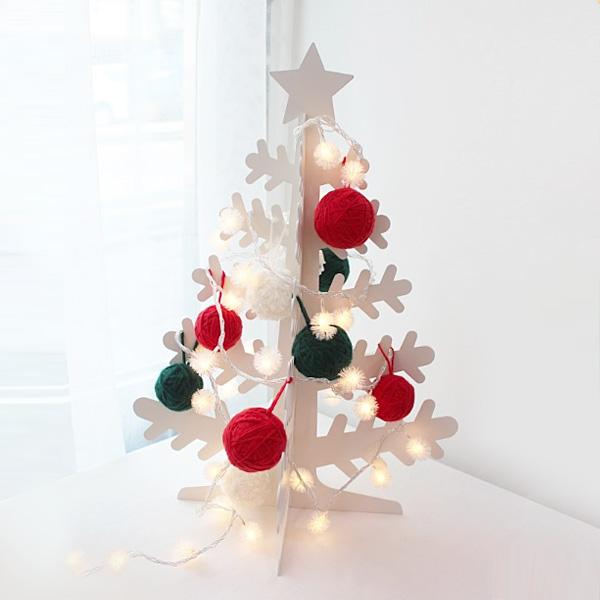 [어반스틸]크리스마스 철제트리