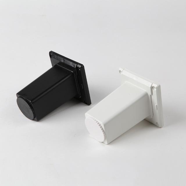 DAC-PVC가구다리-미니사각(분리형)