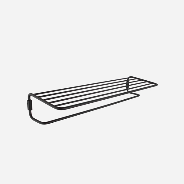 HC/로브 2단수건걸이 선반