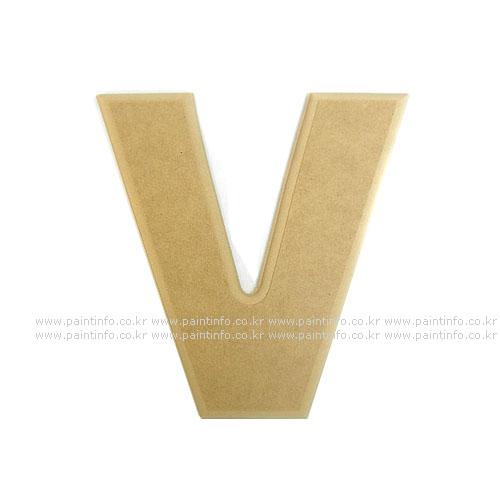알파벳 대문자 V