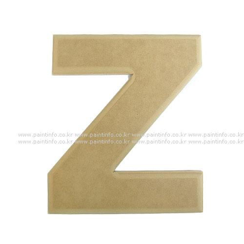 알파벳 대문자 Z