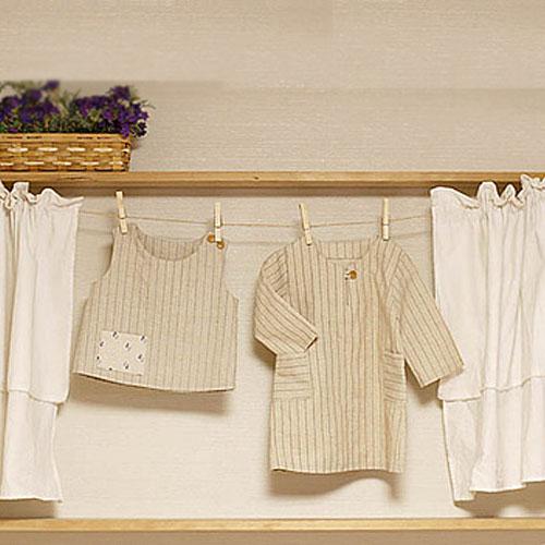 NE/NE/pattern - Tee 01] Sleeveless Button Tee For Kids