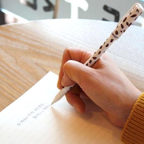Pattern Ballpoint Pen(호피무늬)