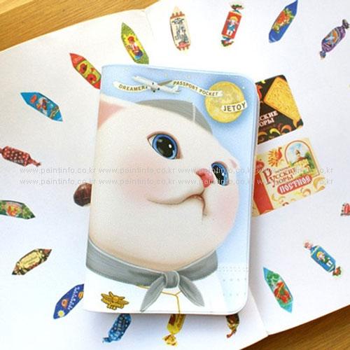 Dreamer Passport Pocket ver2.- Dora