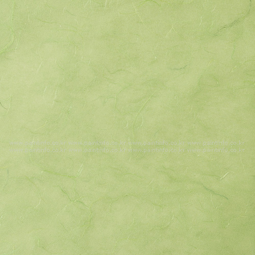무지무늬한지-14 파스텔그린