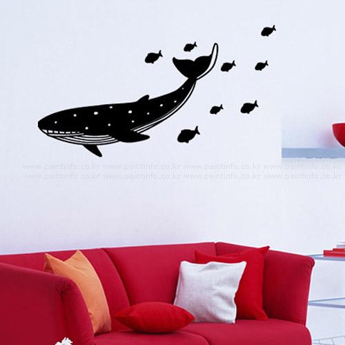 SS 고래 (블랙)