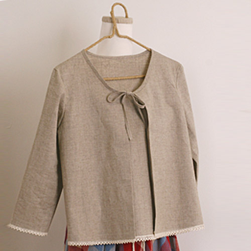 NE/Pattern - outer 01] Short Ribbon Outer