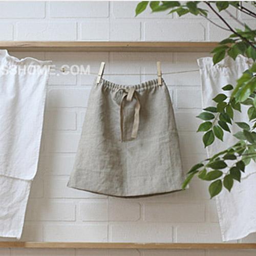 NEpattern - Skirt 02] Basic Long String Skirt For Kids