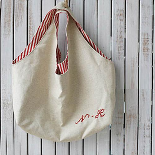 NE/Pattren - Bag 01] Eco Big Bag Pattern