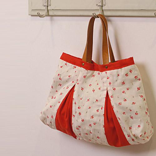 NE/Pattern - Bag 08] Pleats Bag