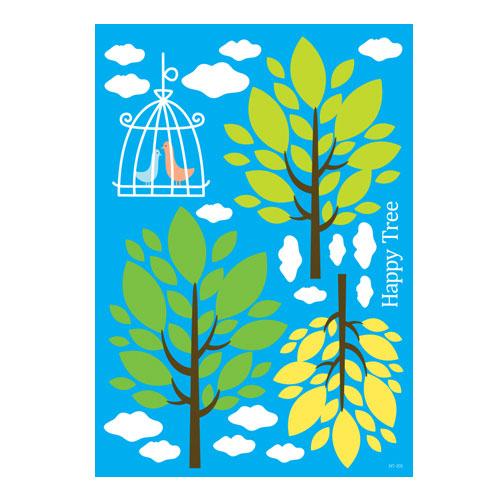 UN/MT-2005 Happy Tree