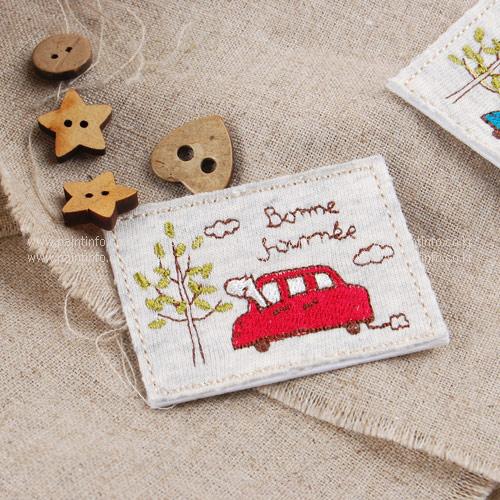 WD/Bonne Journee Soft knit(red)