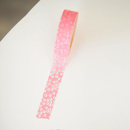 IN.15mm DAISY Masking Tape(핑크)
