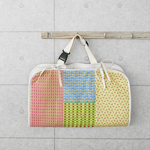 NE/Pattern - Bag 14] 멀티 포켓가방