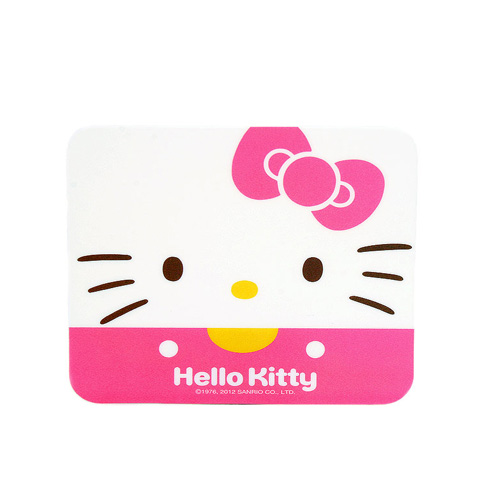 HK-헬로키티 마우스패드 얼굴