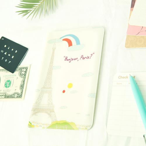 MY BANKBOOK-Bonjour Paris(뱅크북)