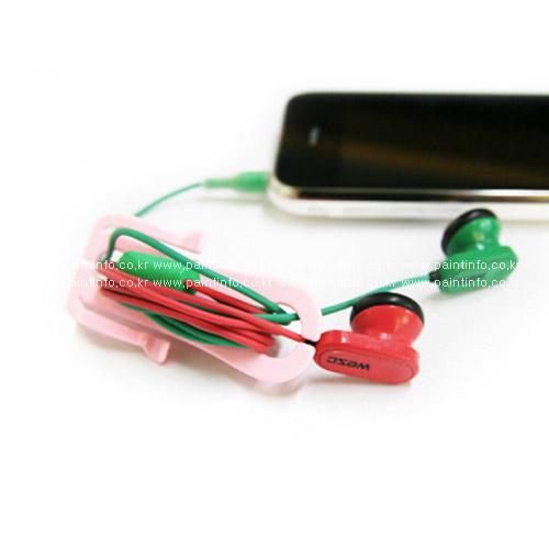 ICN/아이코닉 이어폰 와인더