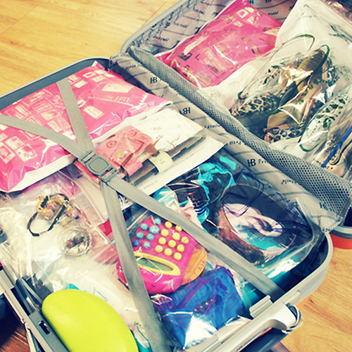 여행정리팩 air mail pack2