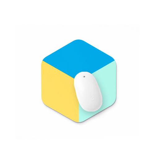 마우스패드 - cube cool