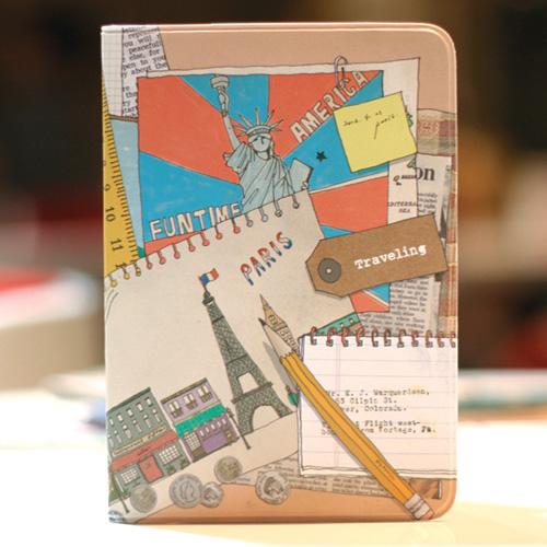 여권케이스-Traveling