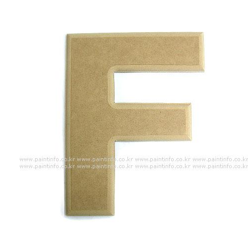 알파벳 대문자 F
