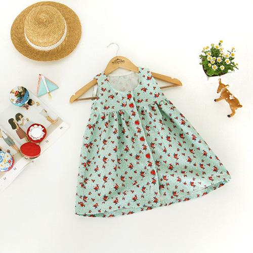 NE/pattern-Dress 02] Layered Dress For Kids Pattern