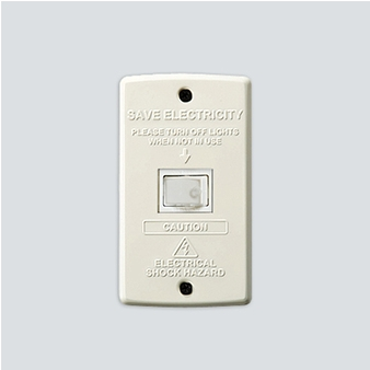 AWS Switch plate_1구 Ivory