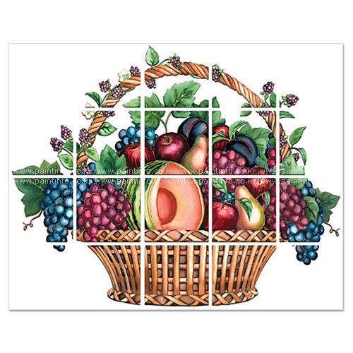 [알뜰구매] HS-403 Fruit Basket (20PC)
