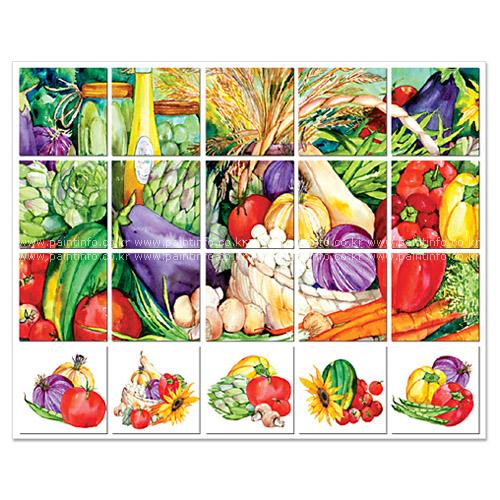 HS-408 Vegetable Medley(20PC)