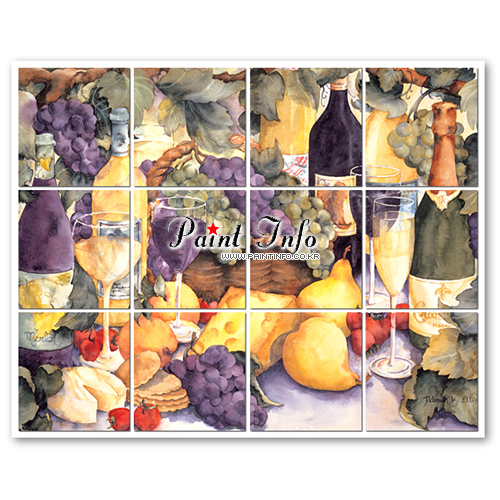 IS-0210 Les Vendanges(12PC)
