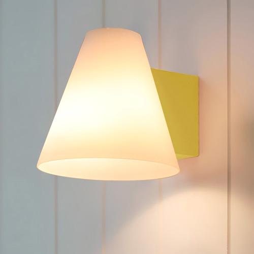 모리 벽1등[LED]-옐로우