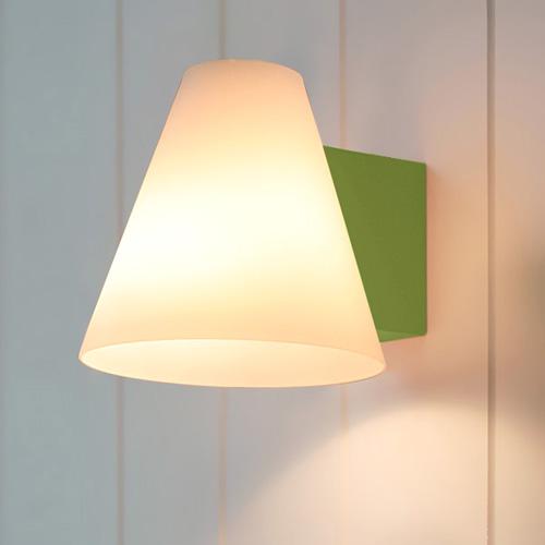 모리 벽1등[LED]-그린