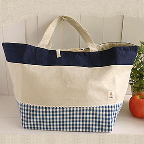 NE/Pattern - Bag 02] Basic Brick Handle Bag Pattern