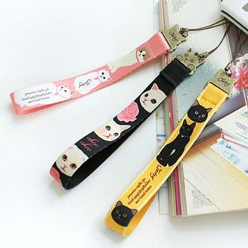 Choo Choo vanilla strap