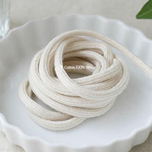 NW/고급 Cotton 100% String (1마)