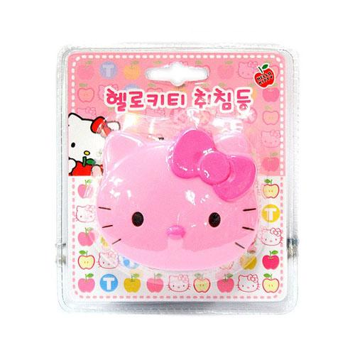 HK-헬로키티 취침등(핑크)