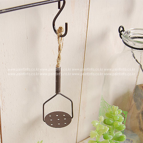 AS.Mini Potato Masher(Brown)