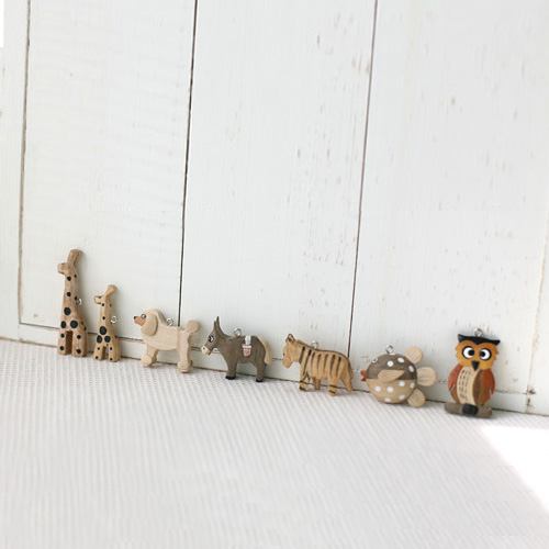 NE/Wood 참 - 동물농장 7가지종류
